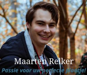 Maarten Relker Fotografie Gelukseend